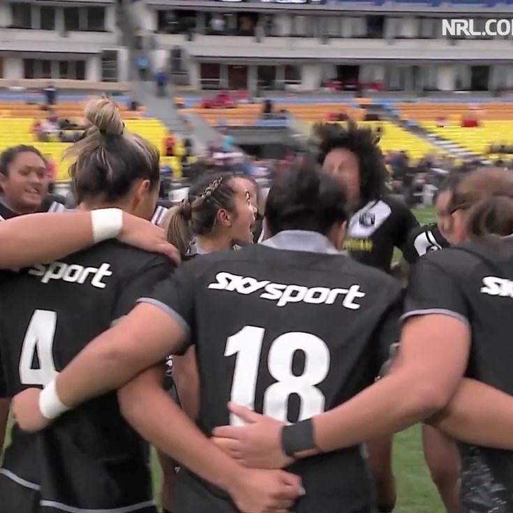 Warriors Vs Eels Live Stream Free: Fetu Samoa War Cry