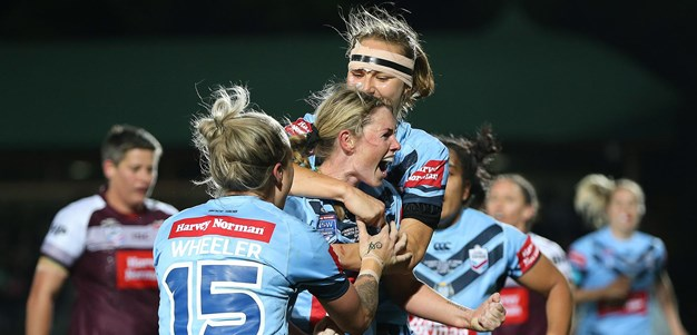 Relive the 2019 Women's Origin