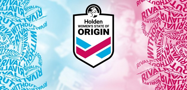Full Match Replay: NSW Women U18 v QLD Women U18 - Round 1, 2019