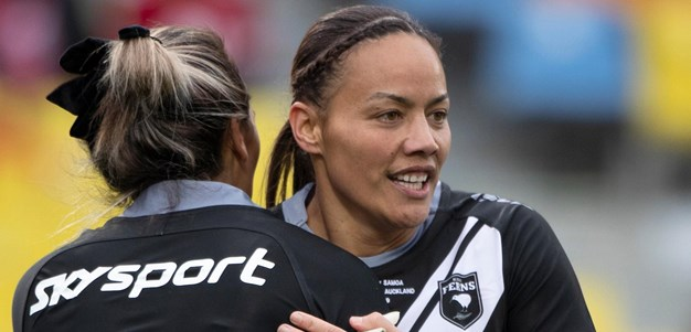 Match Highlights: Kiwi Ferns v Fetu Samoa