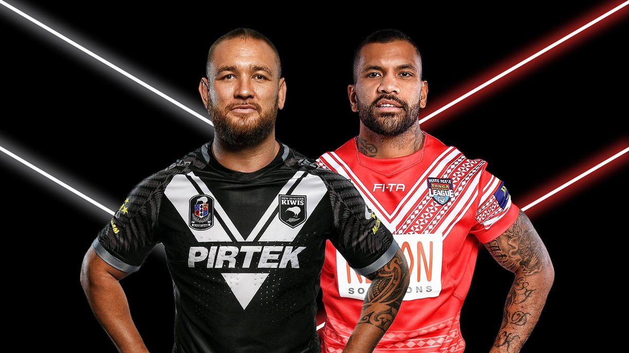 Full Match Replay: Kiwis v Mate Ma'a - Round 1, 2019