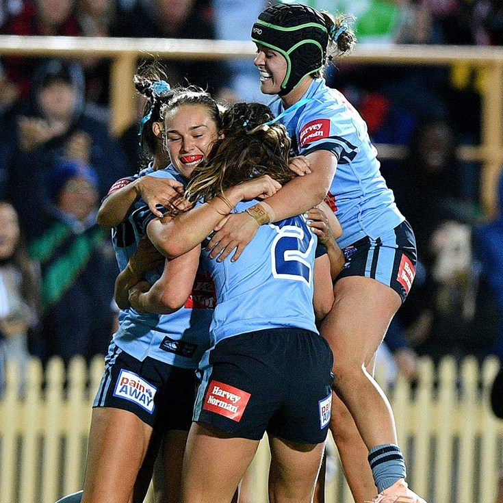 Extended Highlights: Women's Origin - NSW v QLD