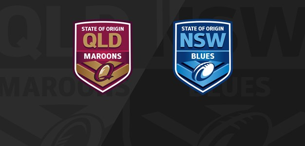 Full Match Replay: Maroons v Blues - Game 2, 2019