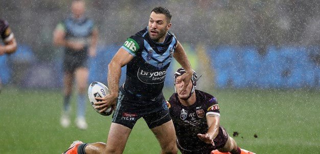Tedesco talks us through his incredible flick pass