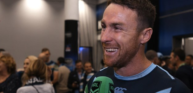 Maloney relishes being the Blues main man in attack