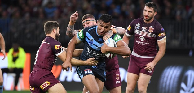Pearce up for Origin III, praises Saifiti