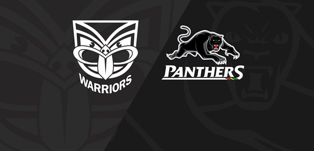 Full Match Replay: Warriors v Panthers - Round 15, 2019