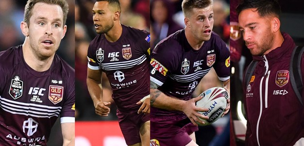 Blues speculate who will be Maroons fullback