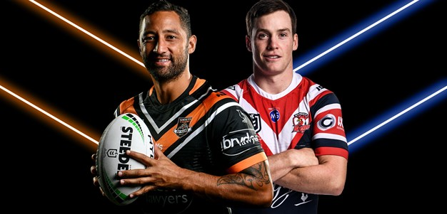 Wests Tigers v Roosters - Round 16