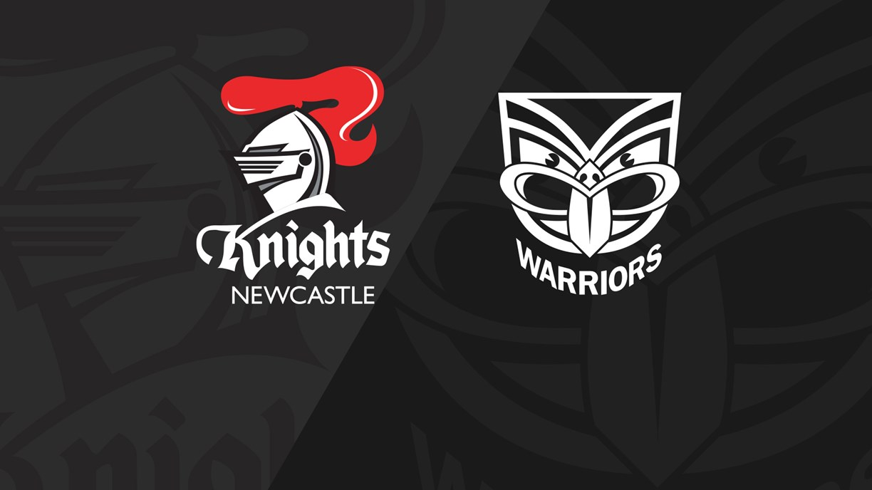 Full Match Replay: Knights v Warriors - Round 16, 2019