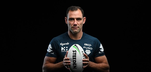 Cameron Smith speaks ahead of 400th