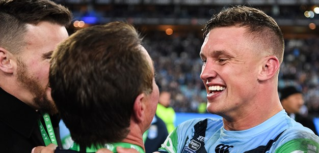 How Wighton's career turnaround produced Origin glory