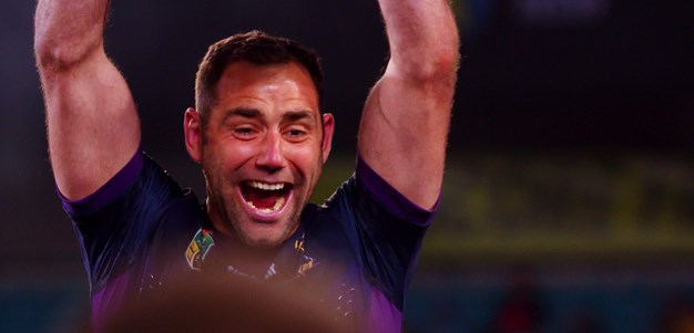 Past players pay tribute to Cameron Smith