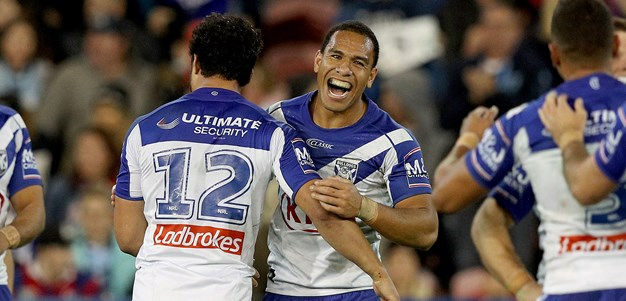 Match Highlights: Knights v Bulldogs