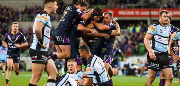 Match Highlights: Storm v Sharks