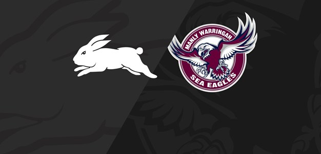 Full Match Replay: Rabbitohs v Sea Eagles - Round 17, 2019