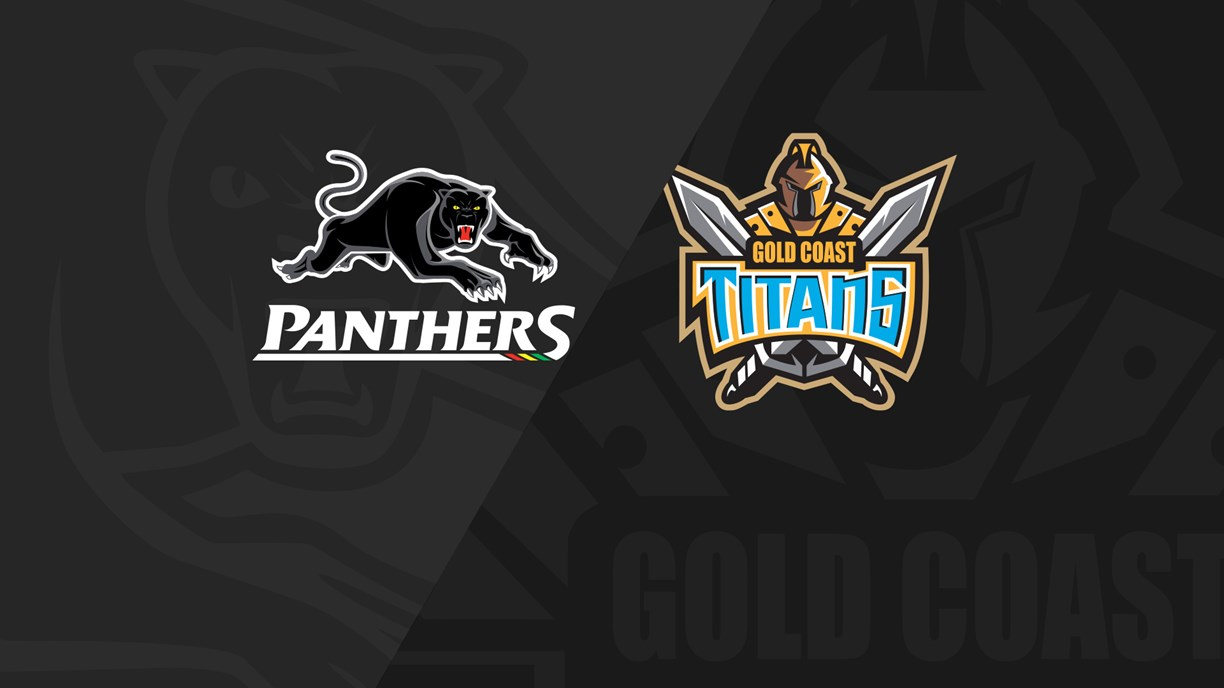 Full Match Replay: Panthers v Titans - Round 17, 2019