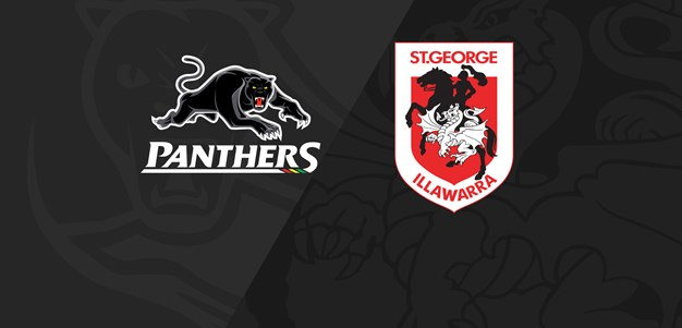 Full Match Replay: Panthers v Dragons - Round 18, 2019