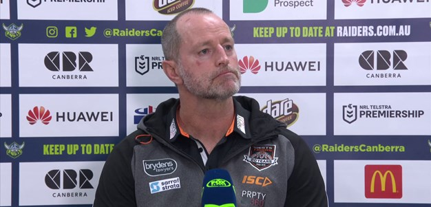 Wests Tigers: Round 18