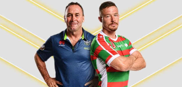 Episode 21 - Ricky Stuart and Damien Cook