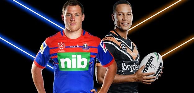 Knights v Wests Tigers - Round 19