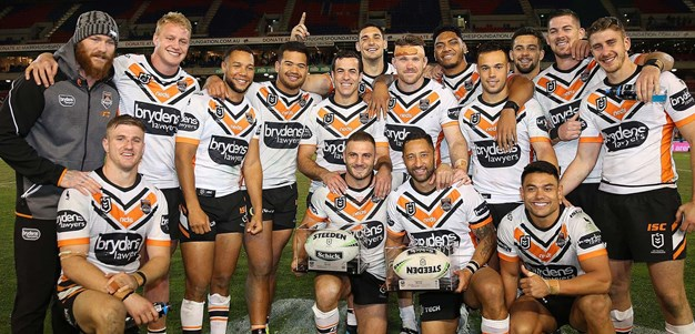 Match Highlights: Knights v Wests Tigers