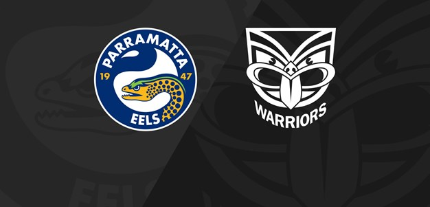 Full Match Replay: Eels v Warriors - Round 19, 2019