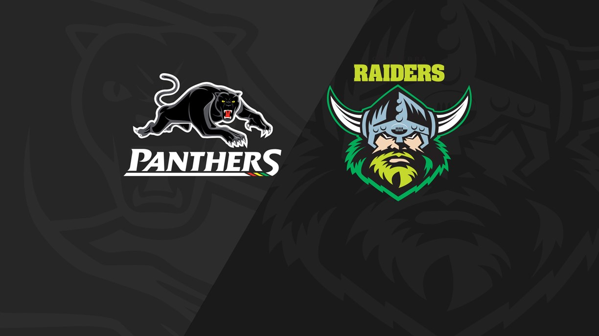 Full Match Replay: Panthers v Raiders - Round 19, 2019