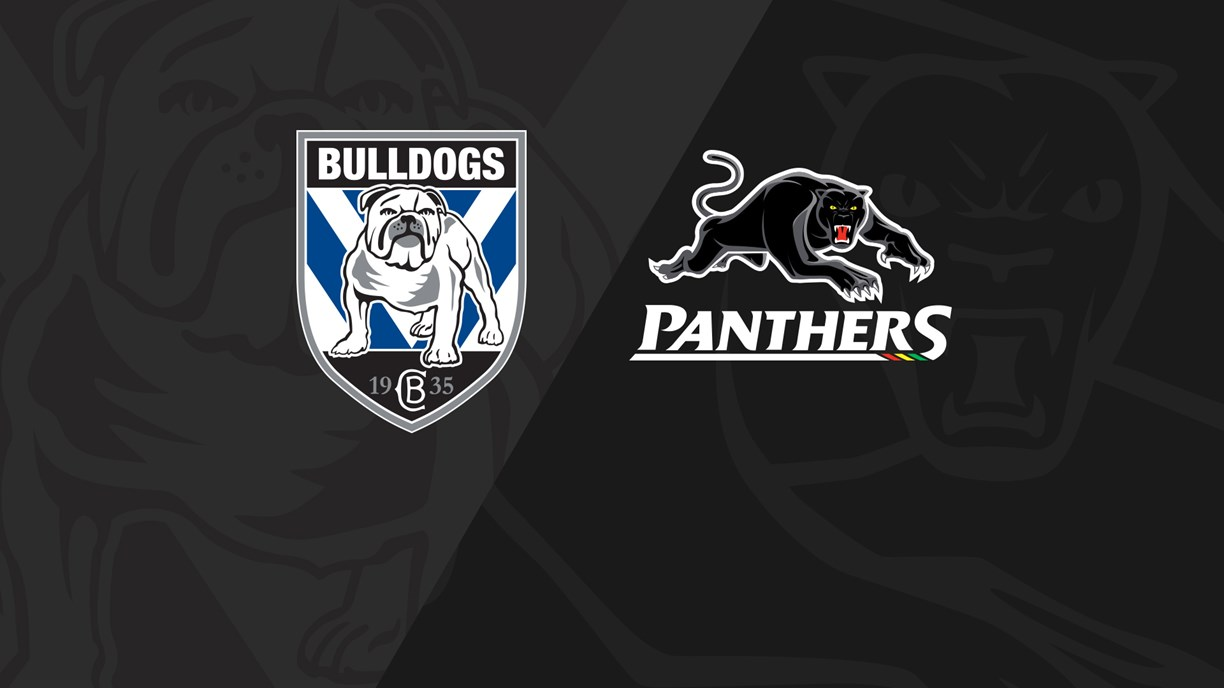 Full Match Replay: Bulldogs v Panthers - Round 20, 2019