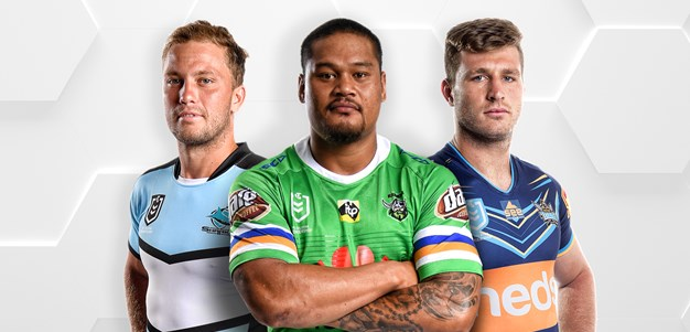 Round 21 - Arrow and Leilua return, Moylan missing