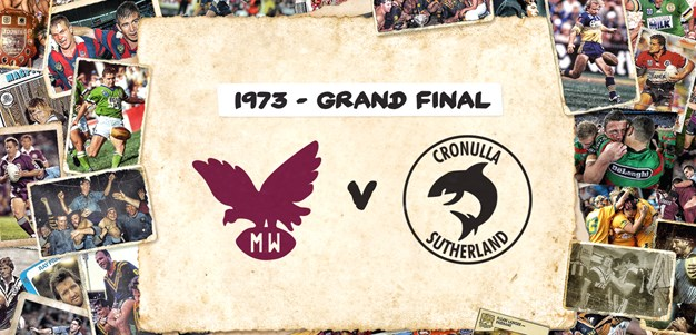 Retro Round: Sea Eagles v Sharks - Grand Final, 1973