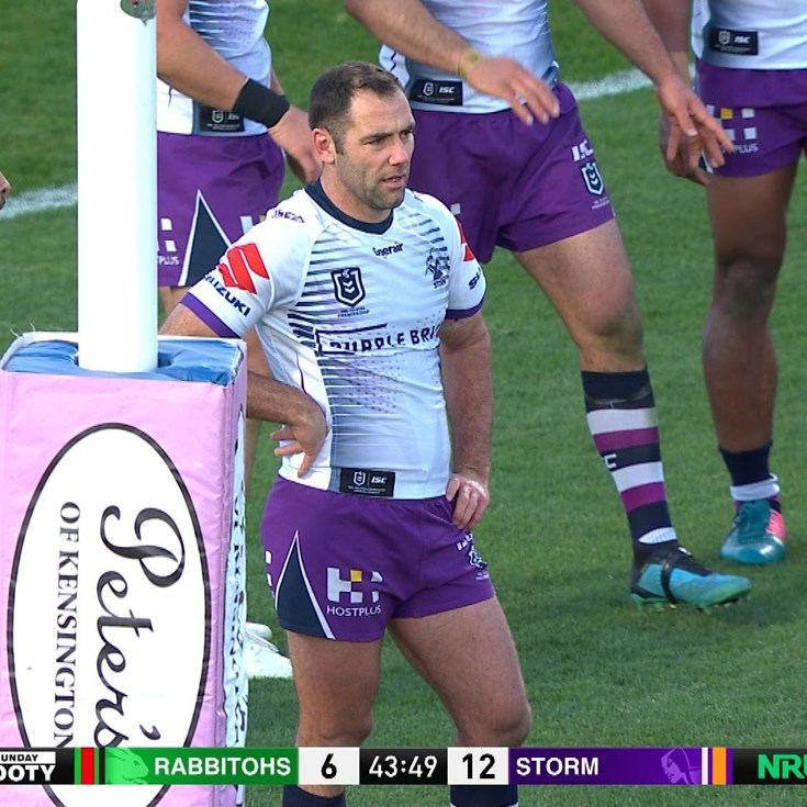 Kaufusi sent to sin bin for professional foul