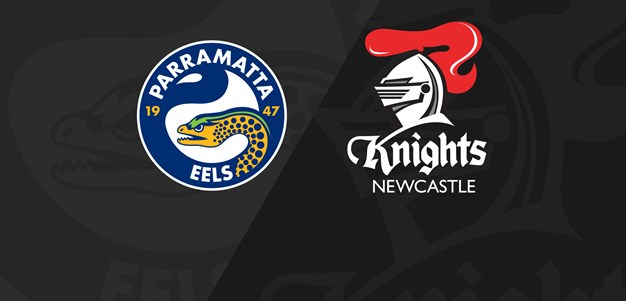 Full Match Replay: Eels v Knights - Round 21, 2019