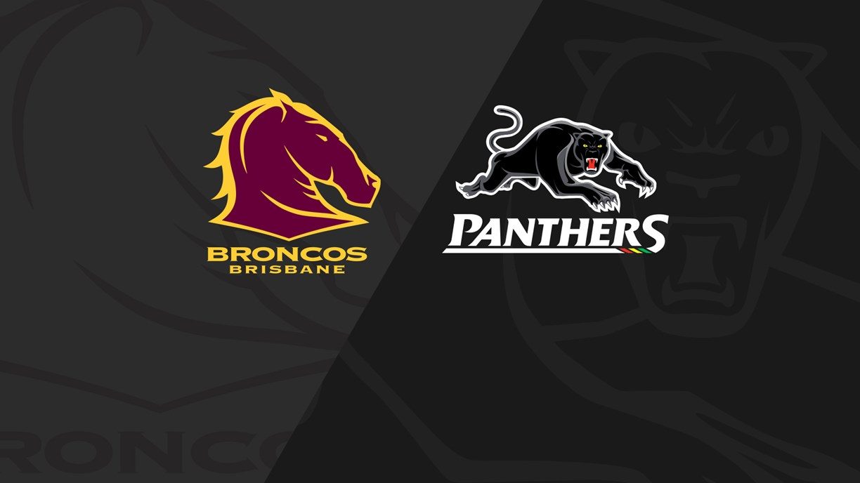 Full Match Replay: Broncos v Panthers - Round 22, 2019