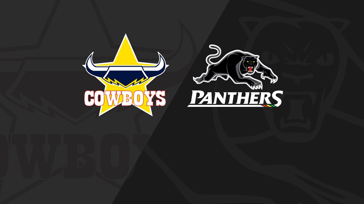 Full Match Replay: Cowboys v Panthers - Round 23, 2019