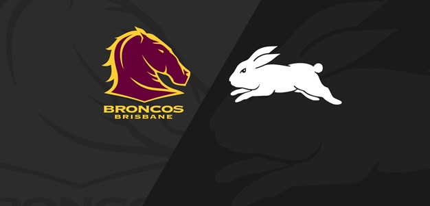 Full Match Replay: Broncos v Rabbitohs - Round 23, 2019