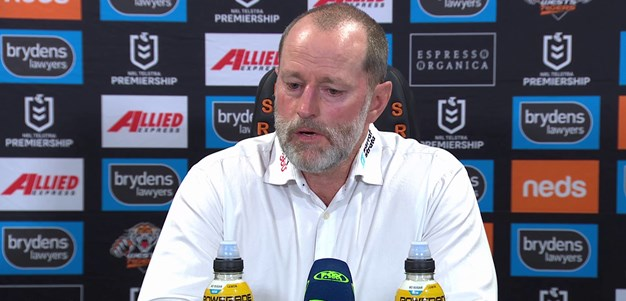 Wests Tigers: Round 23