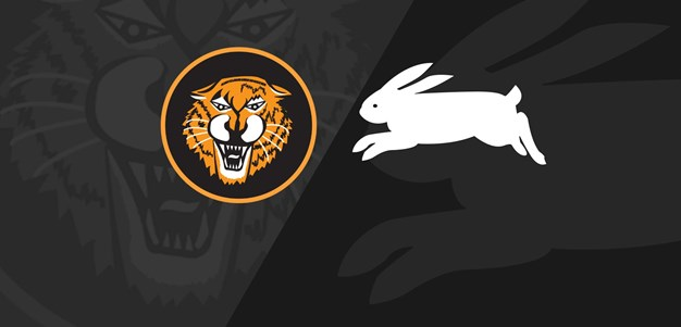 Full Match Replay: Tigers v Rabbitohs - Grand Final, 1969
