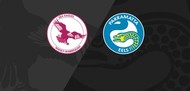Full Match Replay: Sea Eagles v Eels - Grand Final, 1983