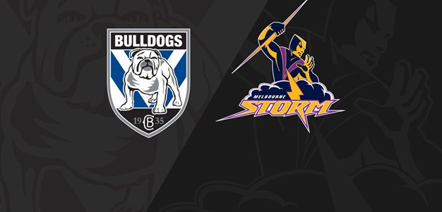 Full Match Replay: Bulldogs v Storm - Grand Final, 2012