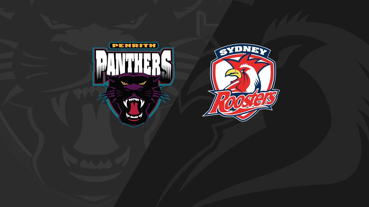 Full Match Replay: Panthers v Roosters - Grand Final, 2003