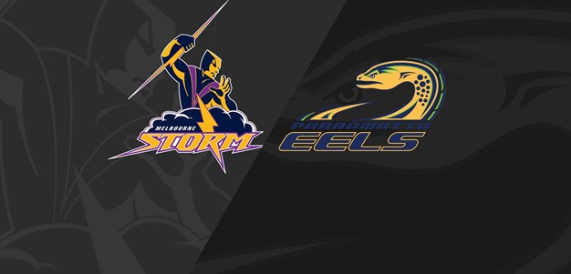 Full Match Replay: Storm v Eels - Grand Final, 2009