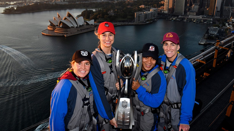 NRL Holden Women's Premiership season launch 2019