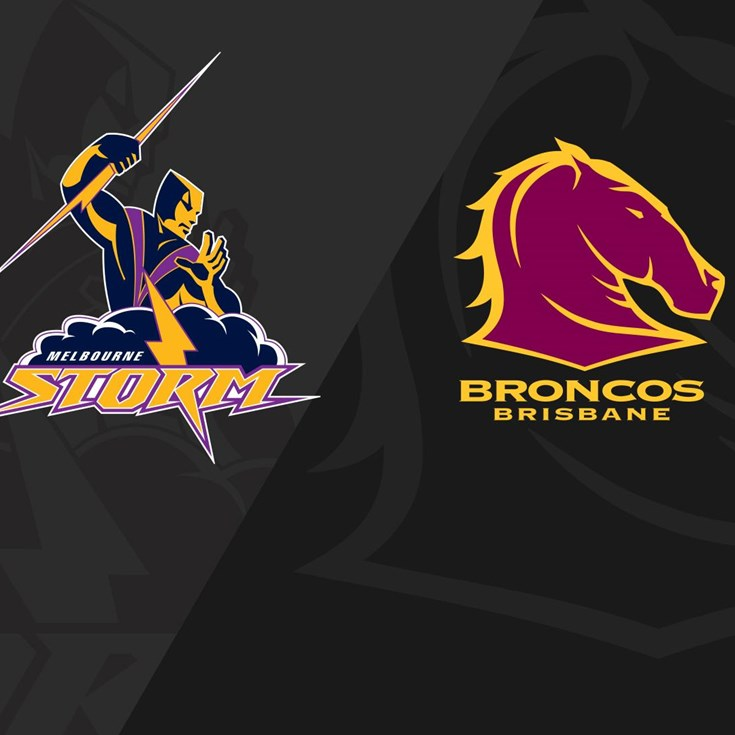 Full Match Replay: Storm v Broncos - Grand Final, 2006