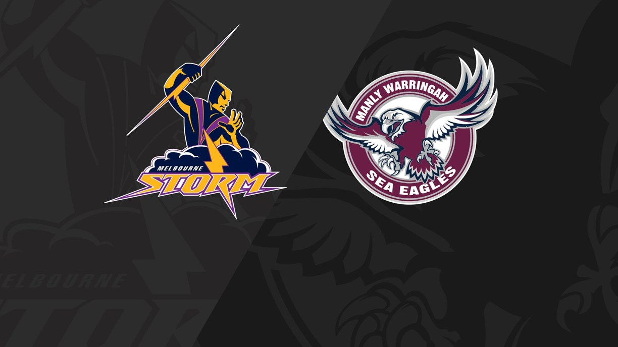 Full Match Replay: Storm v Sea Eagles - Grand Final, 2007