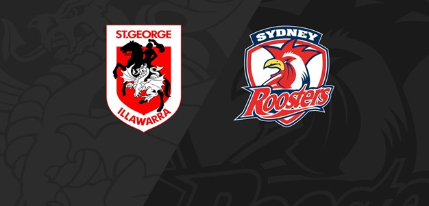 Full Match Replay: Dragons v Roosters - Grand Final, 2010