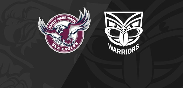 Full Match Replay: Sea Eagles v Warriors - Grand Final, 2011