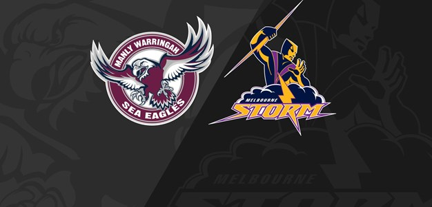 Full Match Replay: Sea Eagles v Storm - Grand Final, 2008