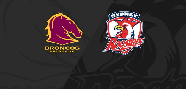 Full Match Replay: Broncos v Roosters - Grand Final, 2000