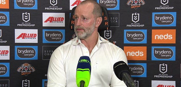 Wests Tigers: Round 25